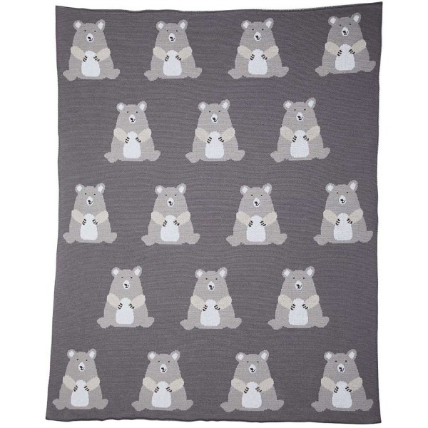 Covers & Co Plaid Counting Stars Grey 80x100