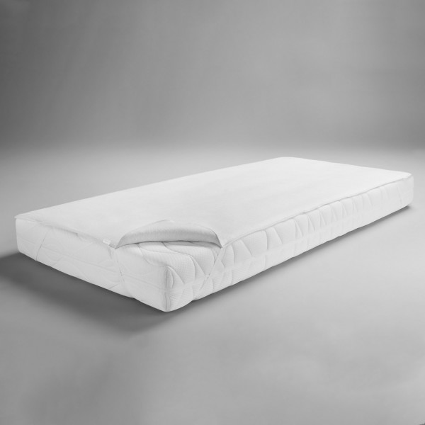 WÜLFING Komfort Q60 wasserdichte Matratzen-Auflage 80x200