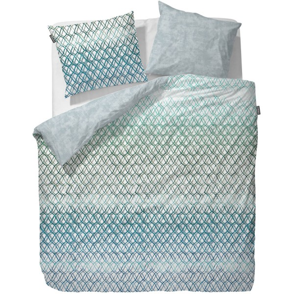 ESSENZA Satin Yarra mint 135x200+80x80