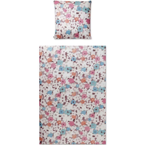 COVERED Satin Flower Garden 0718-01 135x200+80x80