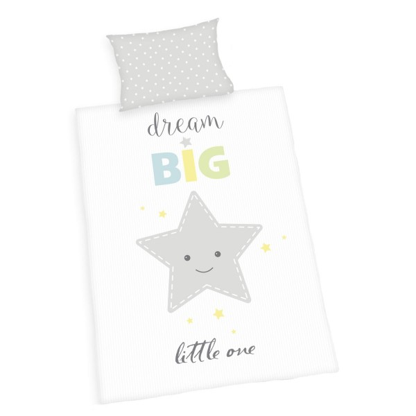 BABY BEST Renforcé Jana Star 100x135+40x60