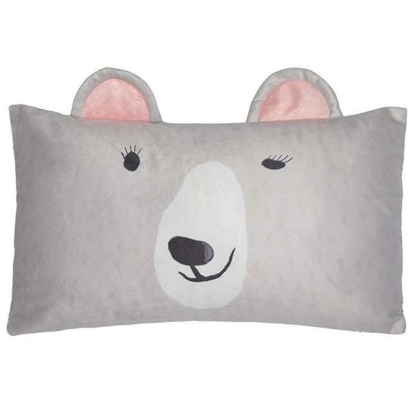 Covers & Co Cushion Yuki Grey 30x50